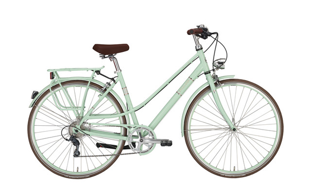 Excelsior Fancy D Damesfiets 50cm 8V - Mint