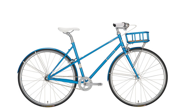 Excelsior Fashionista Damesfiets 49cm 2V - Turquoise