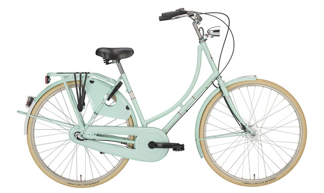 Excelsior Luxus ND Omafiets 50cm 3V - Mint