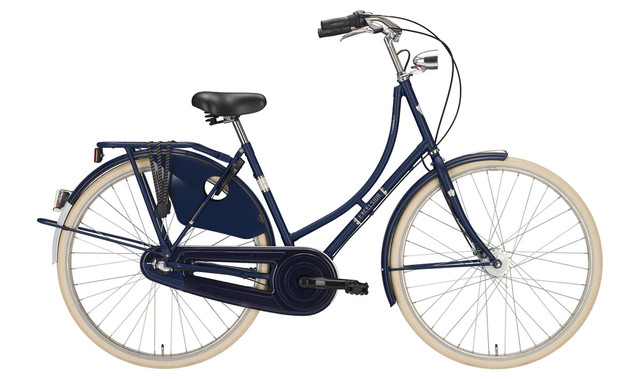 Excelsior Luxus Omafiets 28 Inch 50cm 3V True Blue