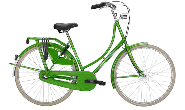 Excelsior Omafiets Luxus ND TB 56cm 3V - Applegreen