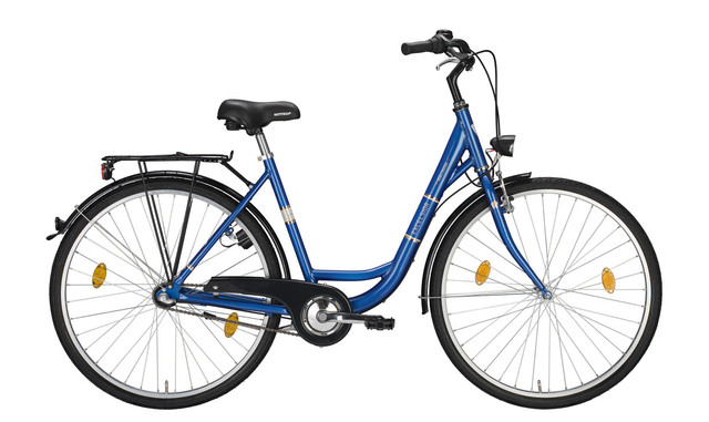 Excelsior Road Cruiser Damesfiets 28inch 51cm 3V Blauw