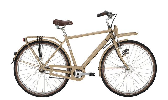 Excelsior Swan-Retro ND FT Alu Heren 55cm 7V - Toffee