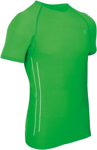 F-Lite Heren T-Shirt Ultralight 70 Groen - Maat M