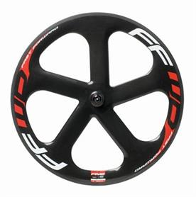FFWD Voorwiel FIVE-T Tubular Full Carbon Baan/Piste