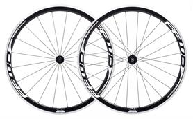 FFWD Wielset F4R FCC Clincher FFWD Naven Campagnolo - Wit