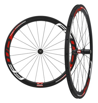 FFWD Wielset F4R Full Carbon Clincher DT 240S Campagnolo