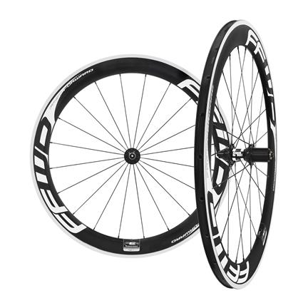 FFWD Wielset F6R White Clincher DT 240S Naven Campagnolo