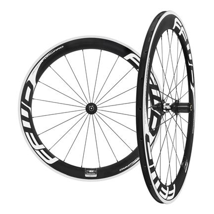FFWD Wielset F6R White Clincher DT 240S Naven Shimano 11V