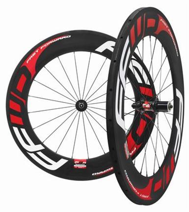 FFWD Wielset F9R Tubular DT 240S Naven Campagnolo