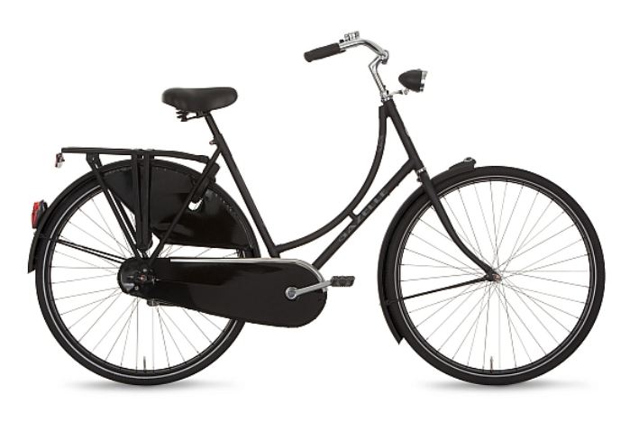 Gazelle Classic Remnaaf 3-Speed 57cm Panther Black 2014