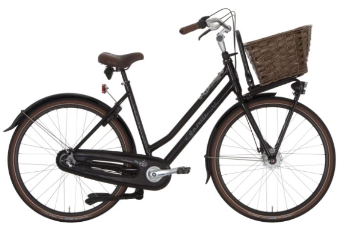 Gazelle Miss Grace Damesfiets 3 Speed 54cm Black