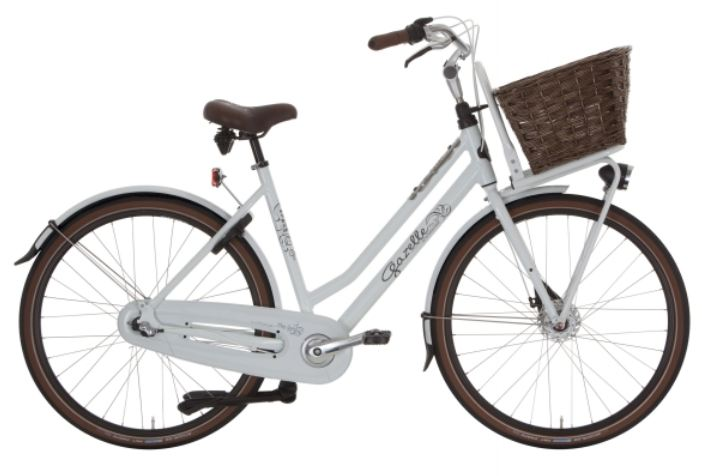 Gazelle Miss Grace Damesfiets 3 Speed 54cm White