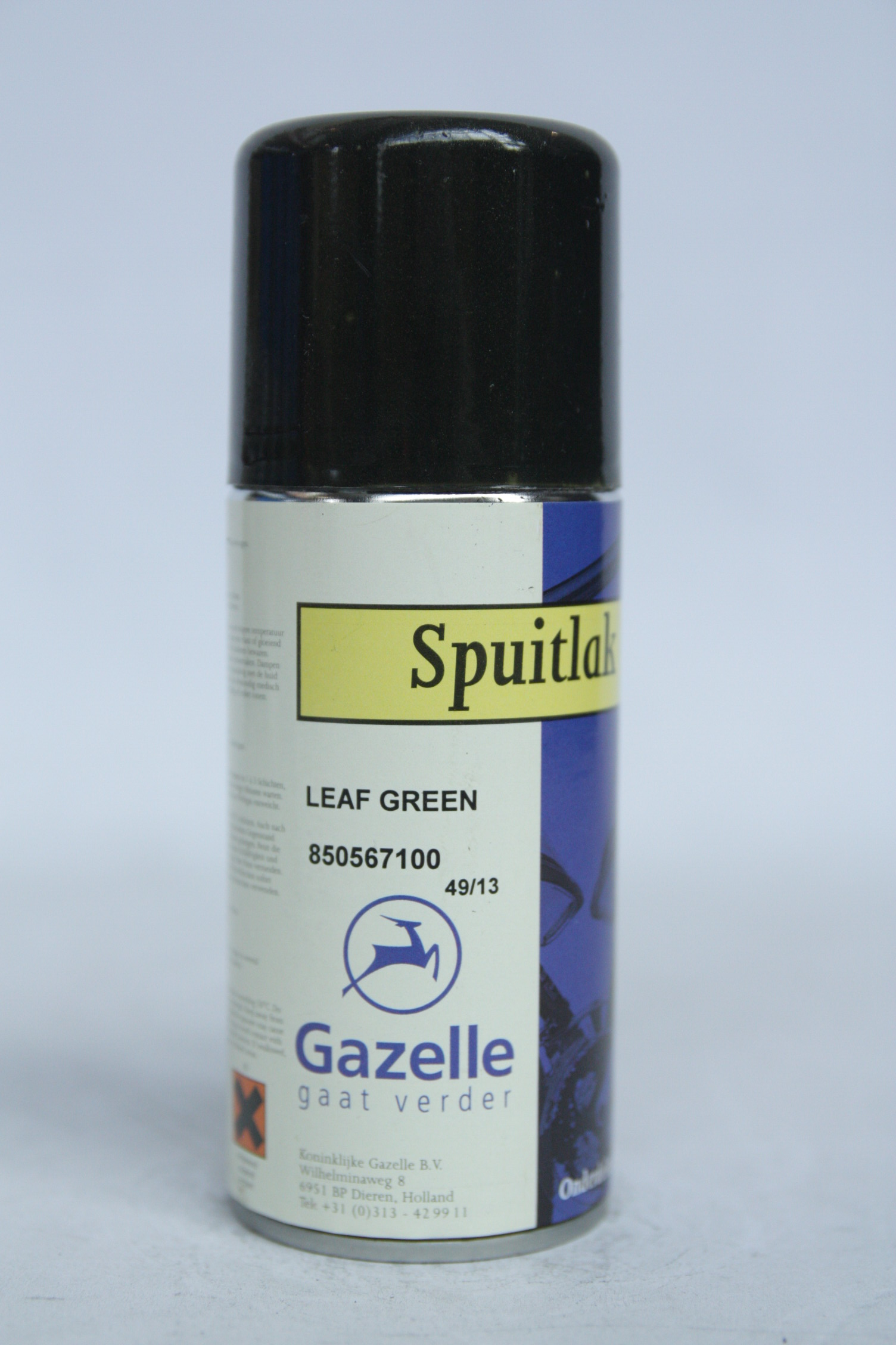 Gazelle Spuitlak 671 - Timberline Green
