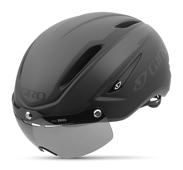 Giro Air Attack Race Helm - Zwart Maat M