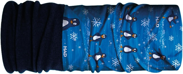 H.A.D. Multifunctie Doek Kids Fleece Ice Guys