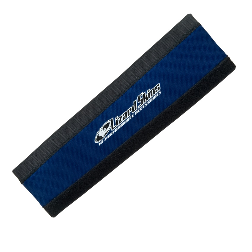 Lizzardskins Chainstay Protector Neopreen Large - Blauw