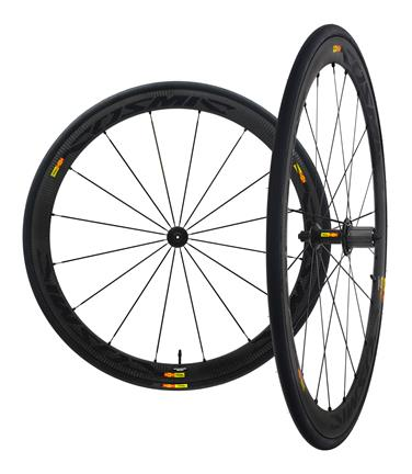 Mavic Wielset Cosmic Carbon 40C - 28 Inch 20 Spaaks 8-11V SH