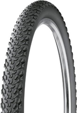 Michelin Buitenband 26 x 2.00 Country Dry 2 Zwart