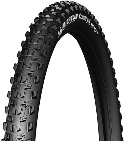 Michelin Buitenband Country GripR 27.5 x 2.10 - Zwart