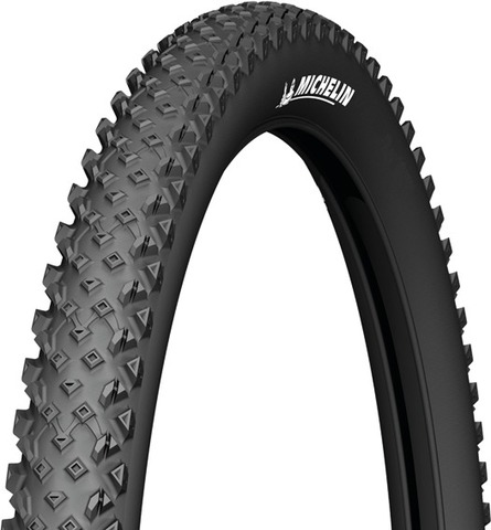 Michelin Buitenband Country RaceR 27.5 x 2.10 - Zwart