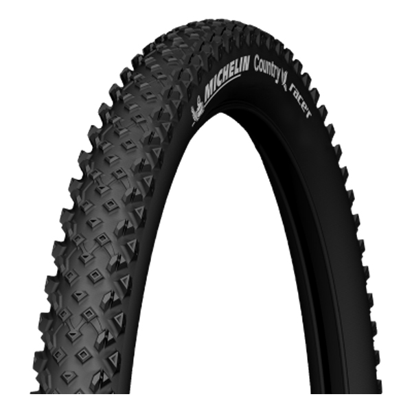 Michelin Buitenband Country Race R 27.5 x 2.10 - Zwart