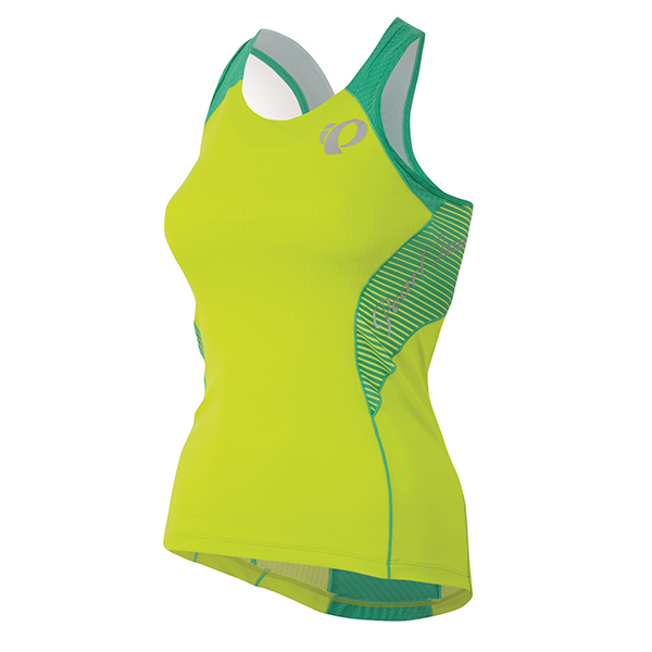 Pearl Izumi Dames Running Top Elite In-R-Cool Tri - Maat S