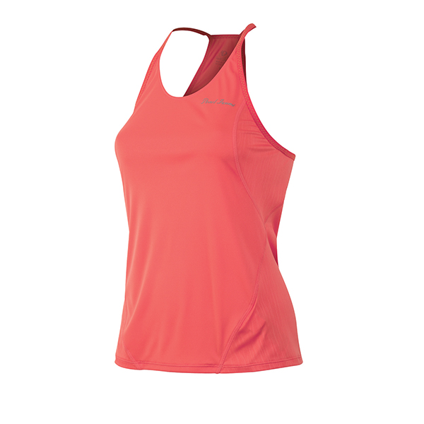 Pearl Izumi Dames Running Top Fly Rood - Maat M