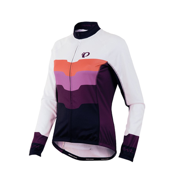 Pearl Izumi Dames Shirt LM Team Elite Thermal LTD - Maat S