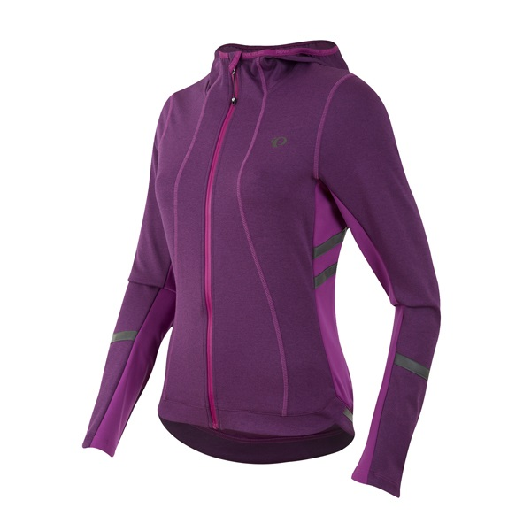 Pearl Izumi Elite Escape Thermal Fietsshirt Paars - S