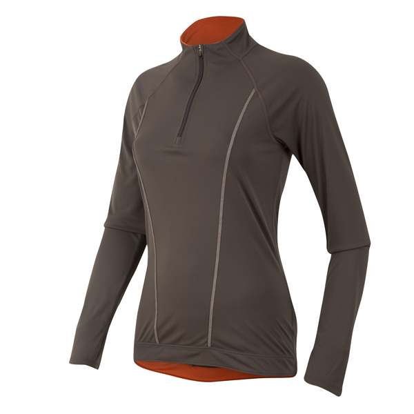 Pearl Izumi Pursuit Running Shirt Dames Grijs - Maat XL