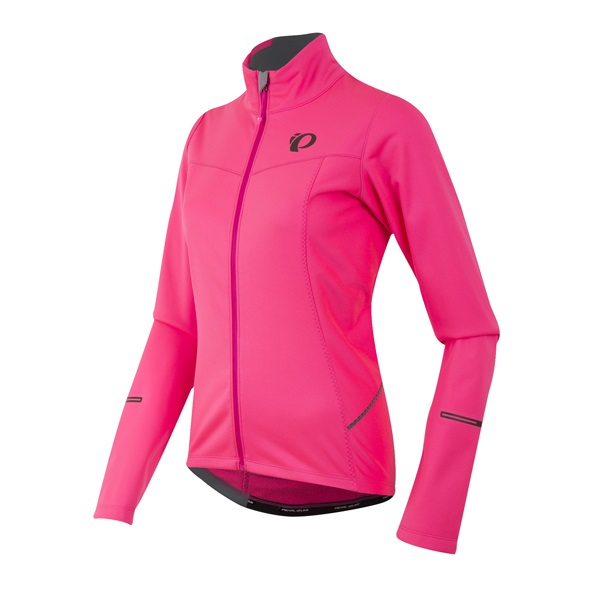 Pearl Izumi Select Escape Softshell Jack Dames Rose - XL