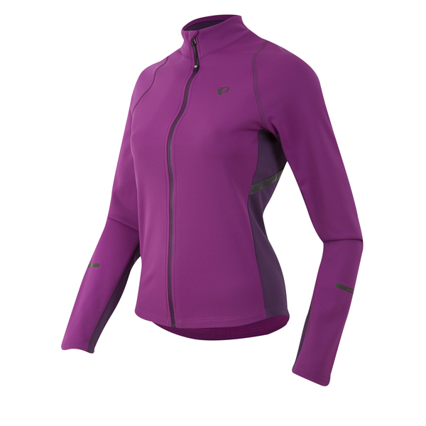 Pearl Izumi Select Escape Thermal Jersey Dames Paars - XL