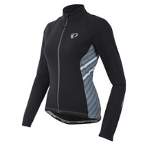 Pearl Izumi Select Pursuit Thermal Fietsshirt Dames Zwart-L