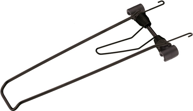 Racktime Clamp-It Veerklem Staal tbv Light-It - Zwart