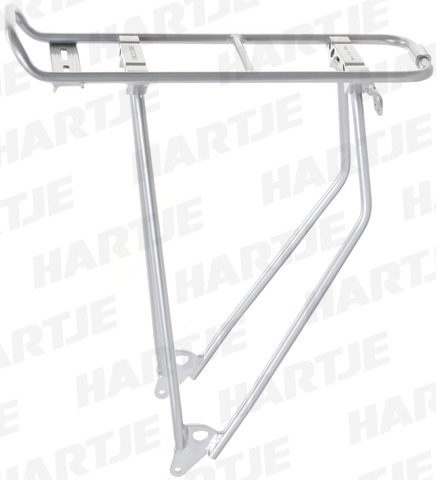 Racktime Snapit Bagagedrager Stand It 28 Inch Zilver