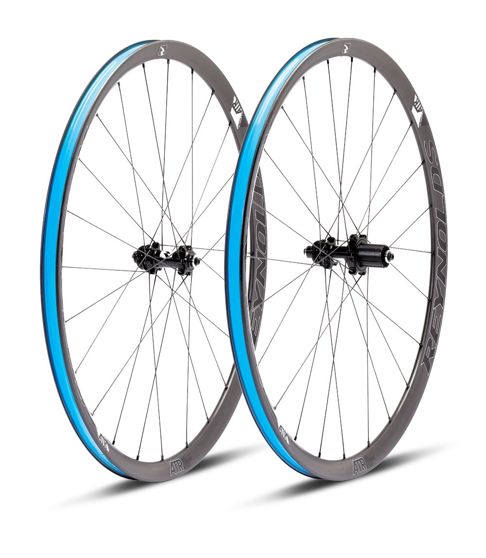 Reynolds ATR Wielset Clincher SH 11V Disc - Carbon/Wit