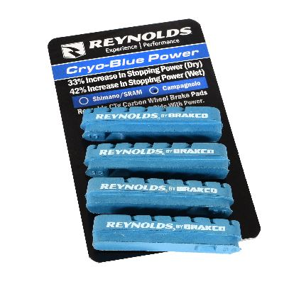 Reynolds Remblokken Power Cryo-Blue - Campagnolo (4)