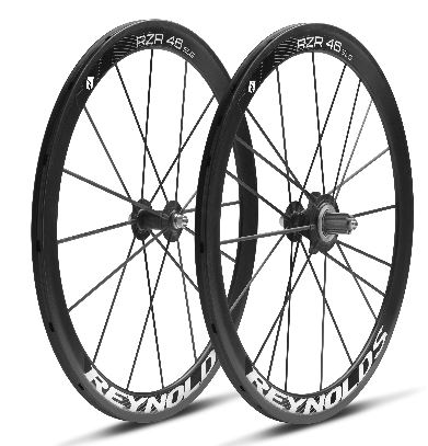 Reynolds Wielset RZR 46T Tubular Carbon - Campagnolo