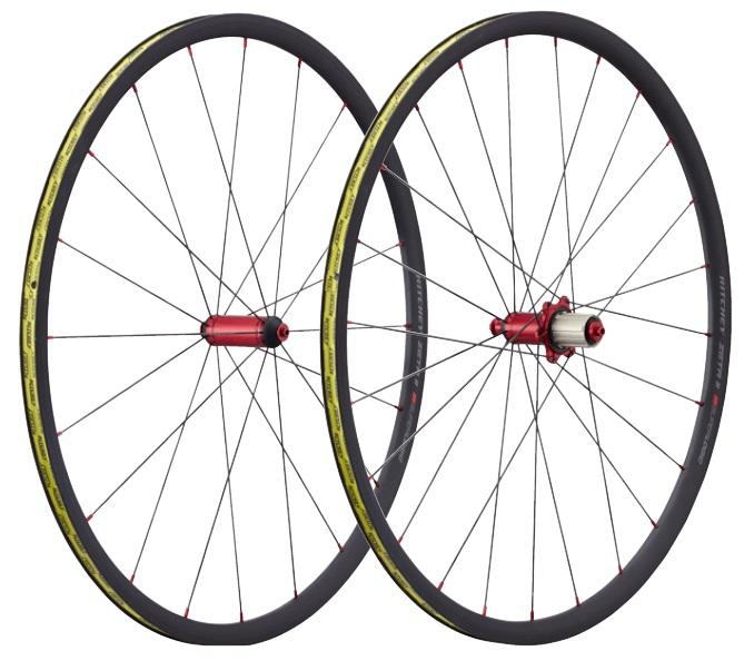 Ritchey Superlogic Zeta Keronite Wielset Clincher SH 11V
