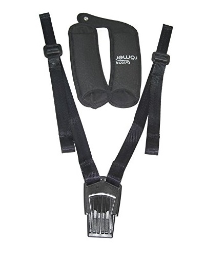 Römer Jockey Comfort Schouderriem + Padding Set