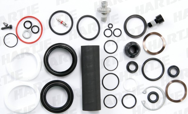 Rockshox Service Kit Compleet tbv Pike Solo Position Air 14