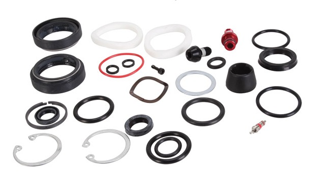 RockShox Yari Service Kit tbv Full Dual Position Air