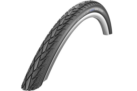 Schwalbe Band Road Cruiser 24x1.75 K-Guard - Zwart/Wit