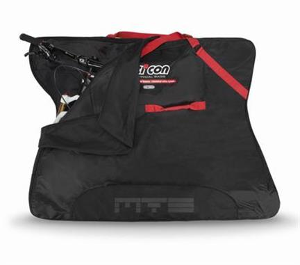 Scicon Fietstas Travel Plus MTB - Zwart
