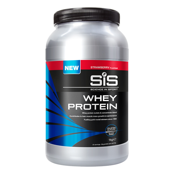 Sciencesport WheyProtein Recoverydrink 1kg - Framboos