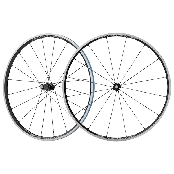 Shimano Dura Ace 9100 Wielset 11V Carbon Clincher 24mm