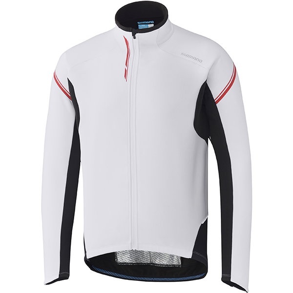 Shimano Shirt Performace WB Wit - Maat S