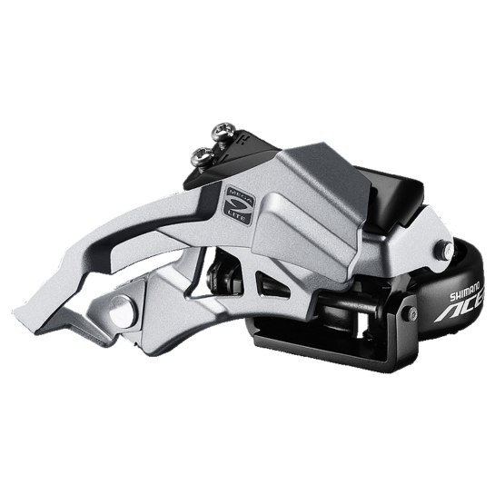 Shimano Voorderailleur Acera 3x9V Dual Pull 63-66 Ø34.9mm