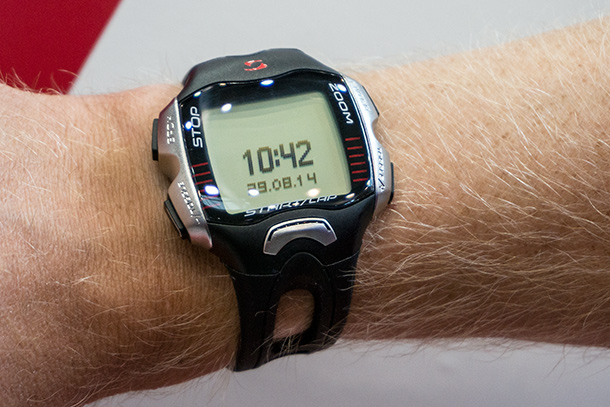 Sigma Sport/Fitness Horloge RC Move + R1 Dongle - Zwart